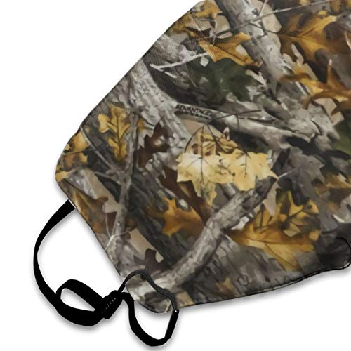 NOT Realtree Dust Mouth Mask Anti-Dust Mask Adjustable
