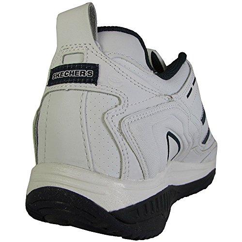 Calzado deportivo para hombre, color Blanco , marca SKECHERS, modelo Calzado Deportivo Para Hombre SKECHERS SHAPE-UPS XT -EXTREME COMFOR Blanco