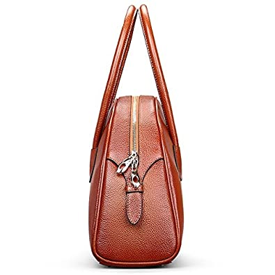Amazon.com: pacii forma de media luna Shell Bolso Retro Moda ...