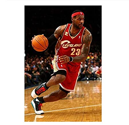 taoyuemaoyi Lebron James - Campeón De Baloncesto MVP All Stars ...