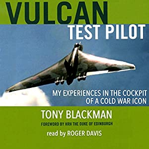 Vulcan Test Pilot Audiobook