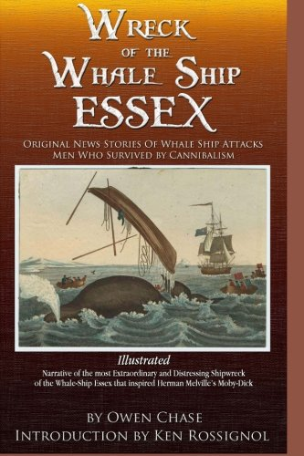 Wreck Whale Ship Essex EXTRAORDINAR product image