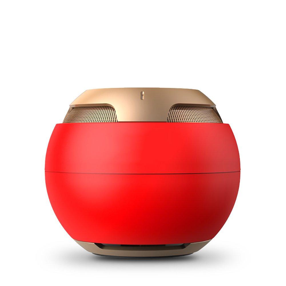 Altoparlante Bluetooth Altoparlante portatile senza fili Cellulare Portatile Portatile Lettore per auto, Outdoor Home Universal Piccolo stereo (Colore : Blue) QLshop