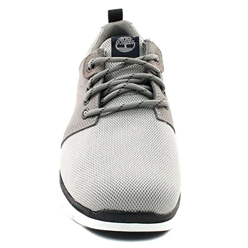 GREY 5 men TIMBERLAND 41 low sneakers size shoes A1HGA TxqZ64