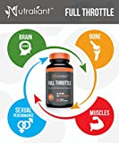 Male Enhancing Pills Increase Size, Stamina & Strength – FULL THROTTLE #1 Libido Enhancement Testosterone Booster for Men – Best Enlargement Supplement w/ L-Arginine, Maca, Tongkat, Ginseng + More - 51U2JPIAk7L - Male Enhancing Pills Increase Size, Stamina & Strength – FULL THROTTLE #1 Libido Enhancement Testosterone Booster for Men – Best Enlargement Supplement w/ L-Arginine, Maca, Tongkat, Ginseng + More