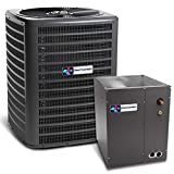 4 ton carrier heat pump - Goodman Direct Comfort 4 Ton 14 Seer Heat Pump with Upflow/Downflow Coil GSZ140481 CAPF4961C6 TX5N4 (3/8 x 7/8 x 50' line Set)