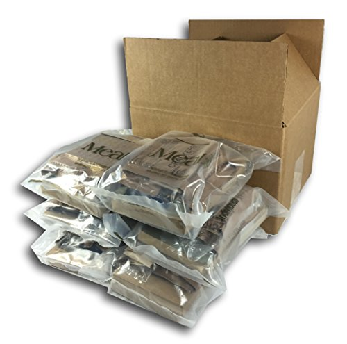 Sure-Pak MRE Packs with Flameless Ration Heater (6-Piece) (Chili Macaroni Mre compare prices)