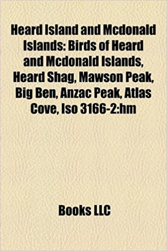 Heard Island and McDonald Isla...