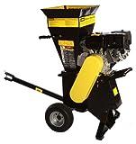 Stanley 15 HP 420cc Commercial Duty 120V Electric Start Chipper Shredder