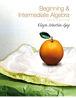 Beginning and intermediate algebra 2nd edition k elayn martin beginning intermediate algebra 4th edition fandeluxe Choice Image