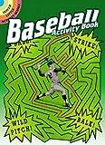 Baseball Activity Book (Dover Little Activity Books)