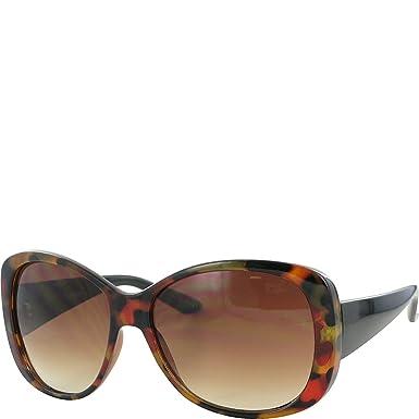 1755515150 Amazon.com  Kay Unger Madison Oversized Sunglasses (Black Gradient ...