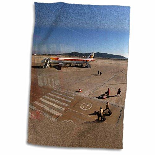 3drose-nano-calvo-ibiza-passengers-walk-to-commercial-airbus-a320-in-ibiza-airport-spain-12x18-towel