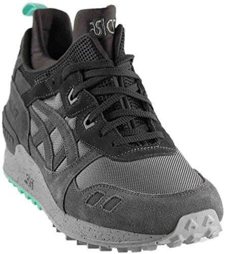 Onitsuka Tiger by Asics Unisex Gel-Lyte MT Grey/Grey Sneaker Men's 9.5, Women's 11 Medium