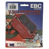 EBC Brakes FA142V Semi Sintered Disc Brake Pad