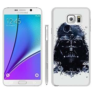 Unique Samsung Galaxy Note 5 Skin Case ,star wars white Samsung Galaxy Note 5 Cover Fashionable And Durable Designed Phone Case