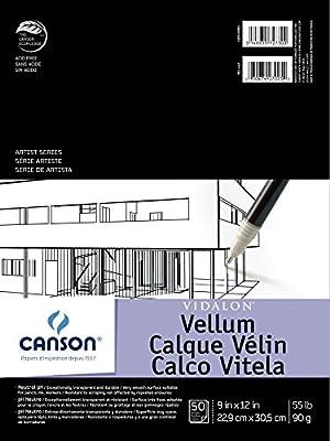 Canson Artist Series Vidalon Vellum Pad