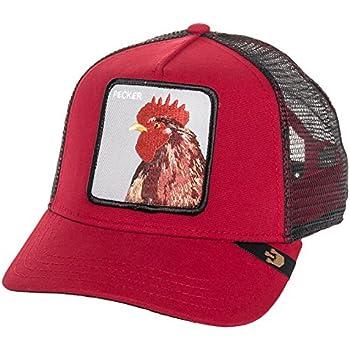 1b2927cb686 Amazon.com  Goorin Bros Mens Woody Pecker Animal Trucker Baseball ...