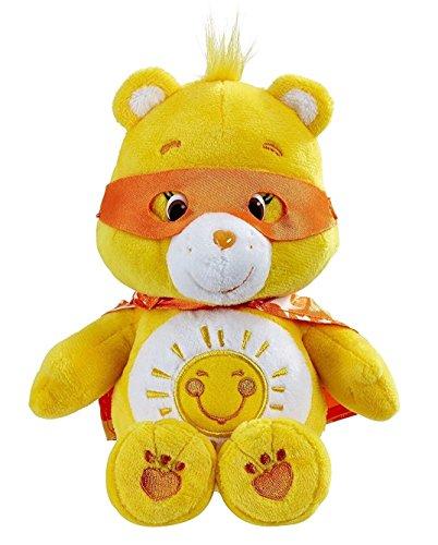 Care Bears Superhero Friends Funshine Bear - Funshine Bear Plush