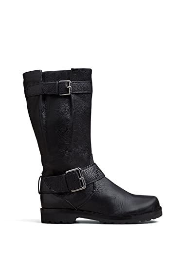 c1f3c1b8723 Gentle Souls by Kenneth Cole Women's Buckled Up Engineer Boot