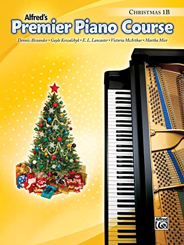 - Premier Piano Course Christmas, Bk 1B