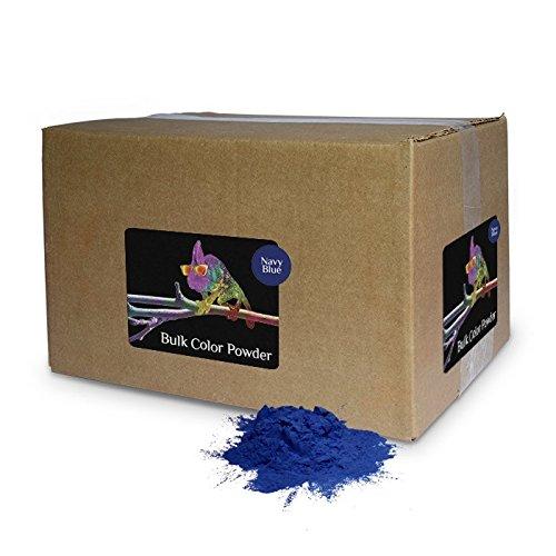 Color Powder Navy Blue 25lb Box by Chameleon Colors