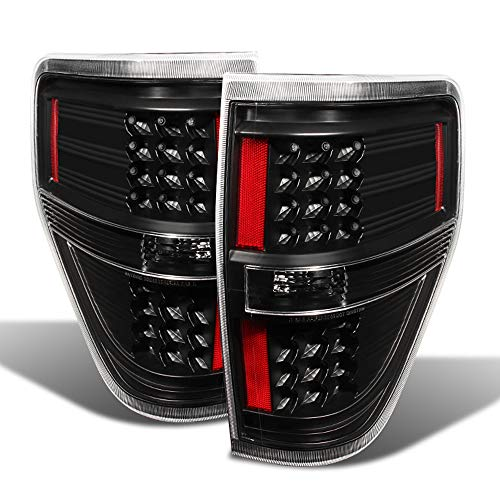 009-2014 Ford F150 F-150 LED Tail Lights Brake Lamps Left+Right 09-14 ()