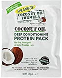 Palmer's Coconut Oil Formula Deep Conditioning Protein Pack 2.10 oz (Pack of 12)