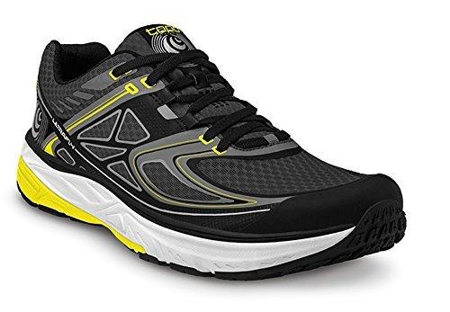 Topo Athletic Ultrafly Running Shoe - Men's Black/Yellow 11
