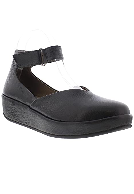 Fly London Womens Bela 785 Black Leather Shoes 37 EU: Amazon.es: Zapatos y complementos