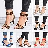 Banstore Women Ladies Low Mid Heel Platform Strappy Party Wedding Dress Evening Bridesmaid Shoes Prom Peep Toe Sandals Shoes 5cm/2