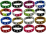 16 Colors 7 Inch Kid Bracelet for Shoe Charms Adjustable Movement Cute Wristband by shoe charms