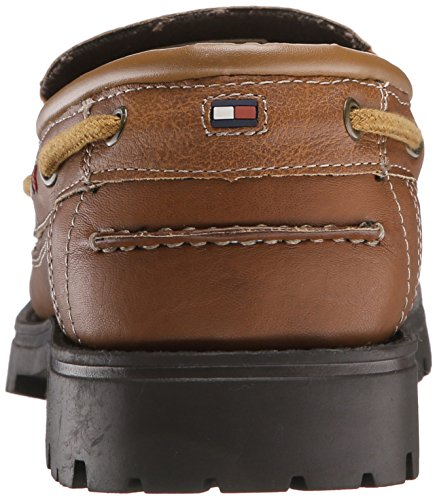 Brown Tommy Men's Hilfiger Light Loafer Jennings wHXwqO