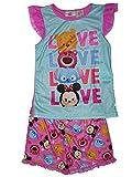 Disney TSUM TSUM Girls Pajamas 4-16
