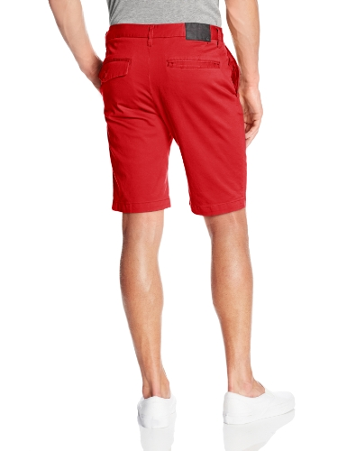 Fox Chino-Short Selecter Rot Gr. 34