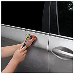 HOTPDR Paintless Dent Repair Kit 60 Pcs Car Repair Kit PDR Tools, Dent Lifter, Bridge Puller Set, Pdr Glue, double-side reflector board, Etc for Hail Repair and Dent Removal