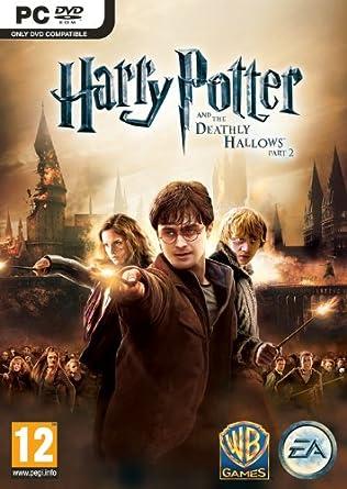 Harry Potter and the Deathly Hallows Part 2 game pc dvd-ის სურათის შედეგი