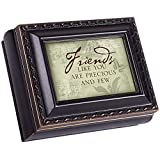 Best Gift Garden Friends Golds - Friends Like You are Precious and Few Black Review