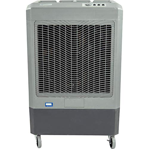 Hessaire Products MC61M Mobile Evaporative Cooler, 5,300 CFM, - Cooler Mobile