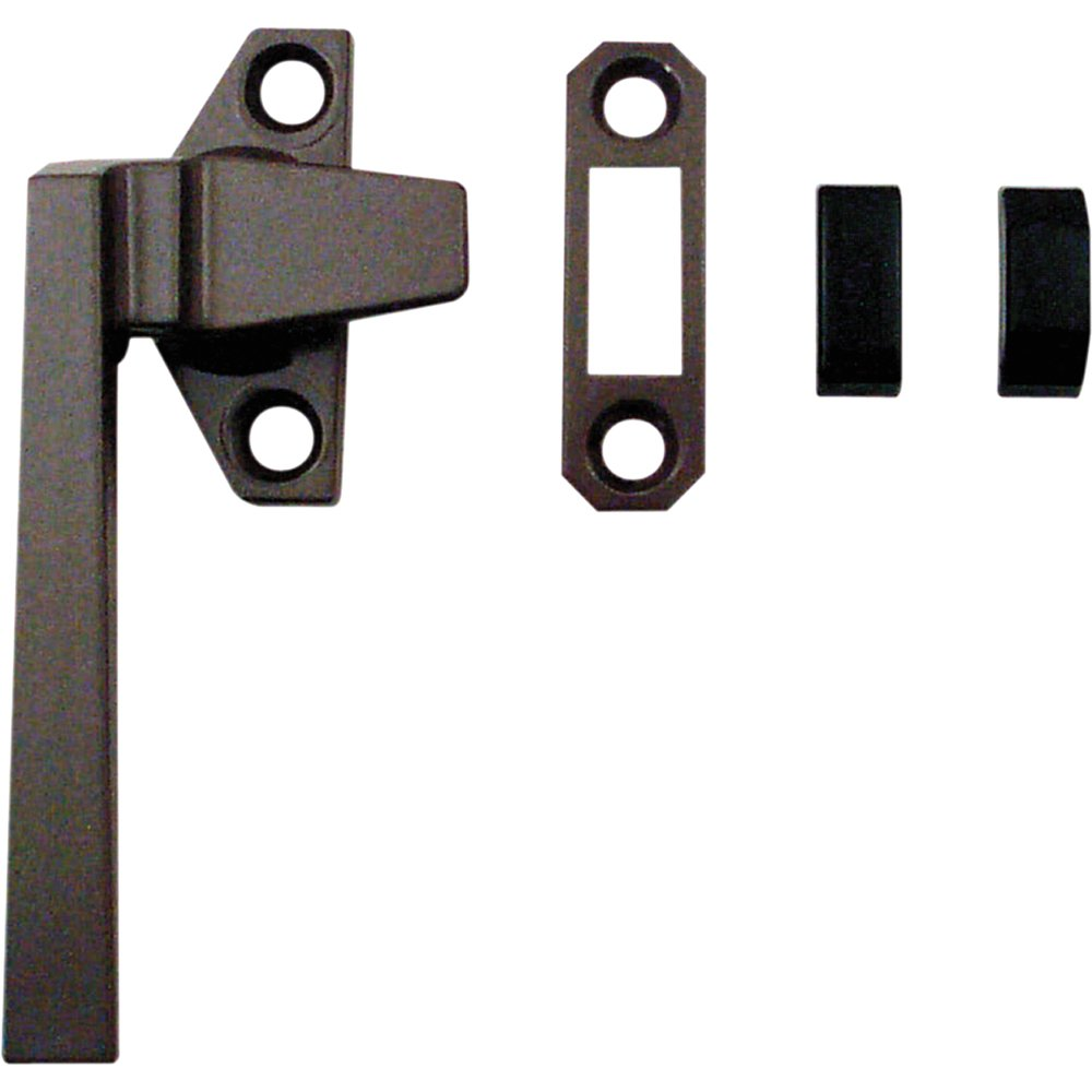Left Hand Prime-Line Products TH 23057 Trimline Locking Handle Bronze