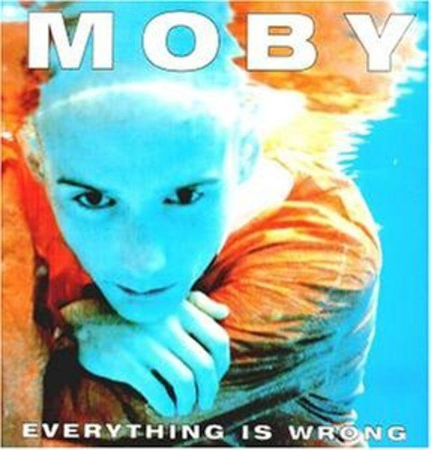 Everything Wrong Moby product image