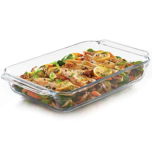 9 by 13 glass baking dish - 6