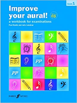 Book Improve Your Aural!: Grade 1: A Workbook for Aural Examinations
