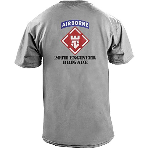 Engineer Brigade Veteran Color T Shirt