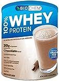 Biochem Sports Whey Protein Isolate Powder Chocolate -- 1.9 lb