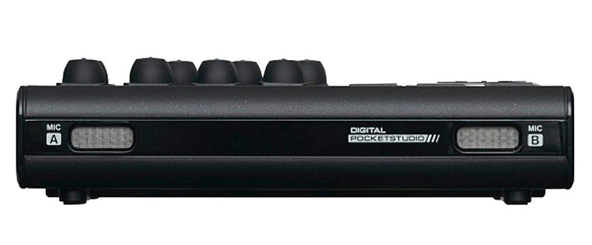 Tascam DP-006 6-Track Digital Multitrack Recorder with EV MUSIC 32gb SD Card