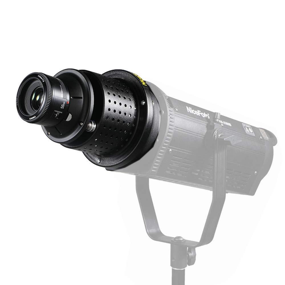 Nicefoto bowensマウント対応 芸術デザインフィルター レンズ付属 集光部品 フレネルマウント LS-120DⅡ、130Dなどに対応 nicefoto HA/HB/HCシリーズに対応   B07Q2VGRX6