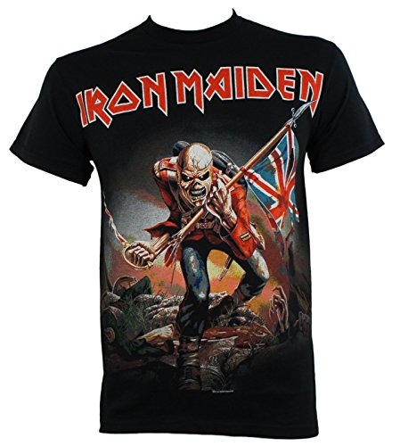 Iron Maiden Trooper T-Shirt (Large) ()