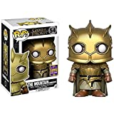 Funko - Figurine Game of Thrones - The Mountain Armoured SDCC 2017 Pop 10cm - 0889698122214