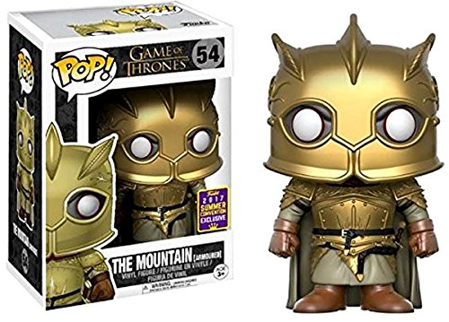 Funko Pop! Game of Thrones Exclusivo Exclusive - The Mountain San Diego Comic Con